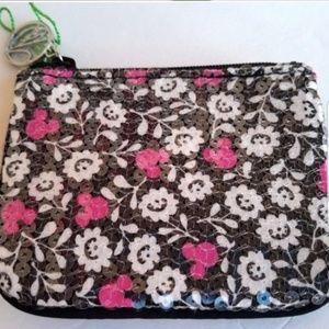 Hidden Mickey Mouse Wristlet Wallet